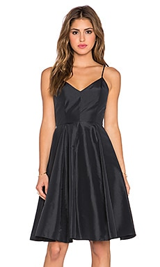 Taffeta Mini Dress