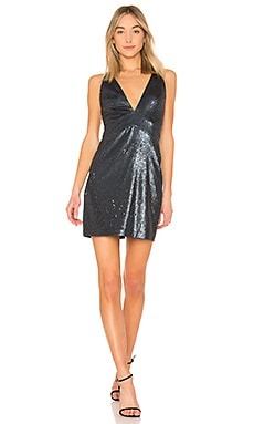8693cec3a7ae9 Deep V Dress Halston Heritage $95 ...