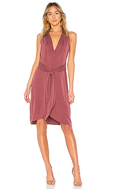 Wrap Dress Halston Heritage $245