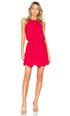 Round Neck Dress Halston Heritage $395