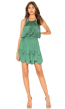 Ruched Dress Halston Heritage $325