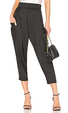 Flowy Ruched Pant Halston Heritage $142
