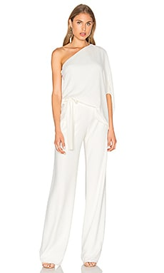 Asymmetrical Wide Leg Jumpsuit