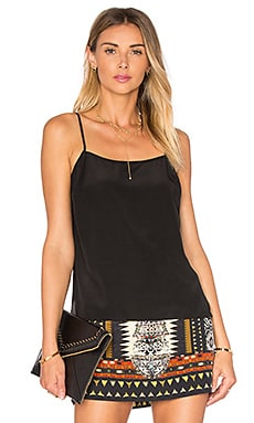 Halston Heritage Cami in Black