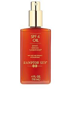 HUILE SOLAIRE SPF 4 Hampton Sun $40