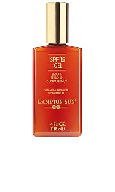 SPF 15 선스크린 젤 Hampton Sun $36