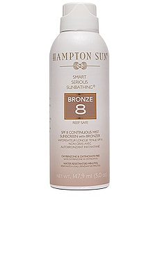SPF 8 Bronze Continuous Mist Hampton Sun $32 BEST SELLER
