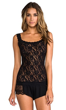 Hanky Panky Signature Lace Unlined Cami in Black