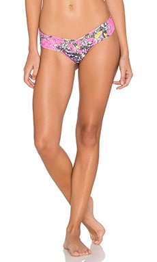 Key West Low Rise Thong in Multi