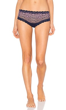 Dahlia Cheeky Hipster in Navy & Pink
