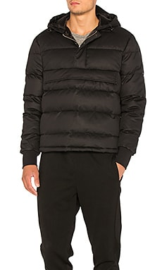 Bulky Hooded Jacket