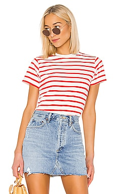 CAMISETA THE STRIPE CREW Hanes x Karla $50