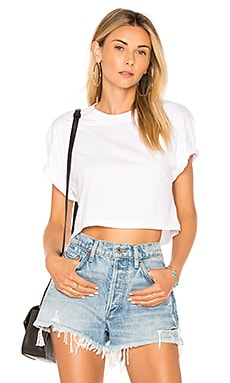 The Crop Tee Hanes x Karla $30