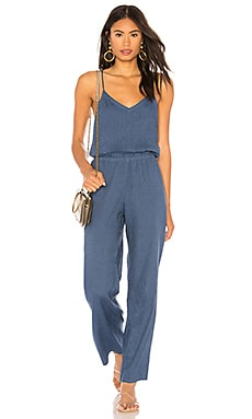 Sleeveless Jumpsuit MONROW $225 BEST SELLER