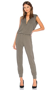 x REVOLVE Supersoft Sleeveless Hoody Jumpsuit MONROW $150