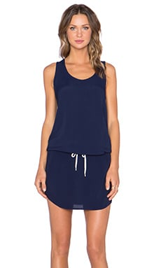 Tennis Dress in Navy