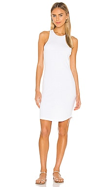 Rib Racer Tank Dress MONROW $126
