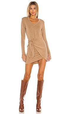 ROBE MANCHES LONGUES SUPERSOFT MONROW $167