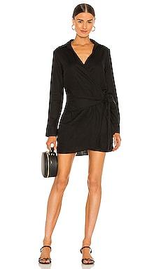Linen Shirt Dress MONROW $245