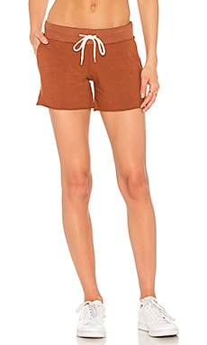 Cut Off Pocket Shorts