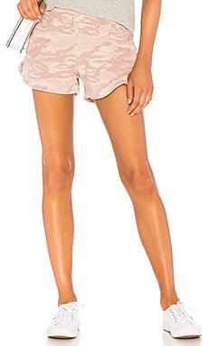Tonal Camo Lounge Shorts MONROW $98
