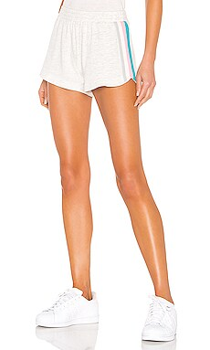 Lounge Summer Stripes Short MONROW $69