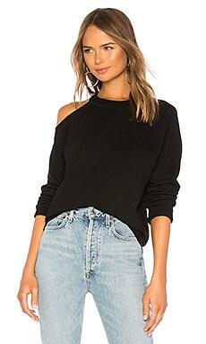 Купить Пуловер vintage - MONROW, Свитшоты и худи, США, Черный