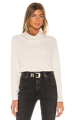 Cowl Neck Pullover MONROW $131