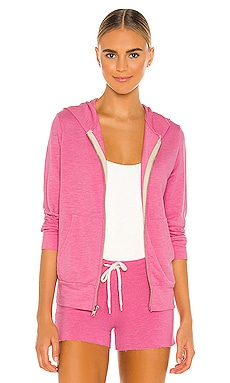 Supersoft Zip Up Hoodie MONROW $138