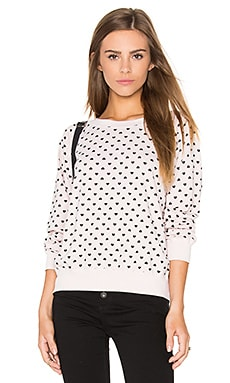 SWEAT POLKA HEARTS