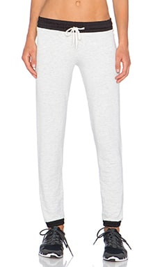 MONROW Super Soft Sport Sweatpant in Ash