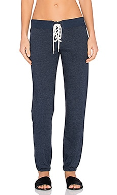 MONROW Football Sweatpant in Inca
