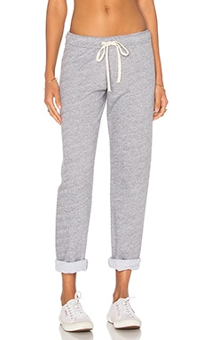 MONROW Boyfriend Sweatpant in Heater