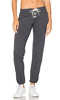 Football Sweatpant in Blue Clay