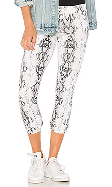 PANTALON SWEAT FOIL SNAKE PRINT