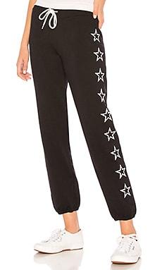 Фото - Спортивные брюки vintage - MONROW черного цвета