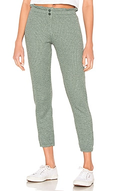 Thermal Elastic Waist Sweats MONROW $78