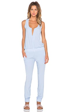 MONROW Jumpsuit in Surf