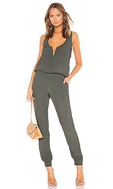 Crepe Jumpsuit MONROW $184 BEST SELLER