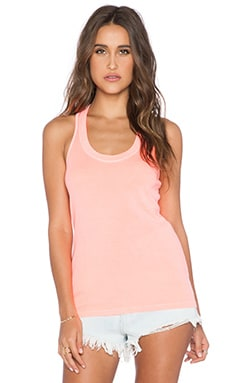 MONROW Narrow Tank in Coral
