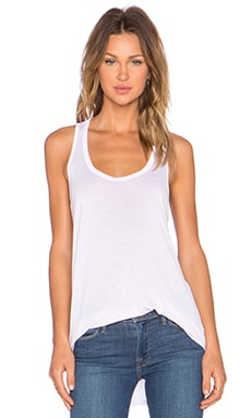 MONROW Basic Tank in Pink