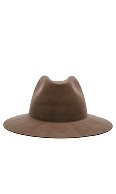 Harmony Armen Hat in Taupe
