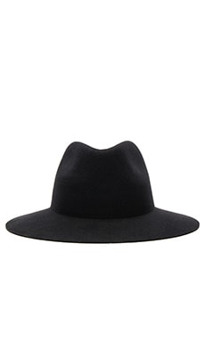 Harmony Armen Hat in Black