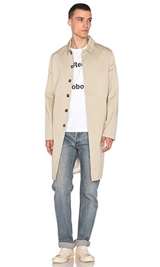 Harmony Mael Coat in Beige