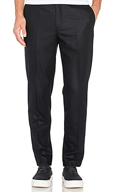 Harmony Peter Trousers in Black