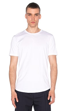 Harmony Tim Tee in White