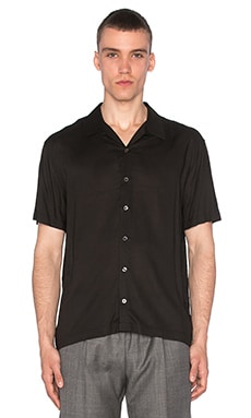 Harmony Christophe Button Up in Black