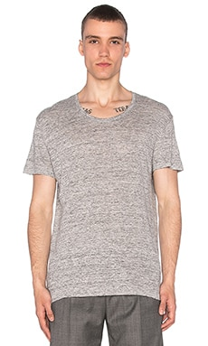 Harmony Theophile Tee in Grey