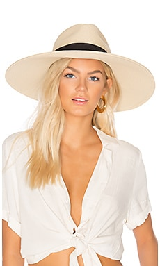 Fine Braid Inset Continental Hat Hat Attack $92