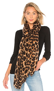 Leopard Scarf Hat Attack $82 BEST SELLER